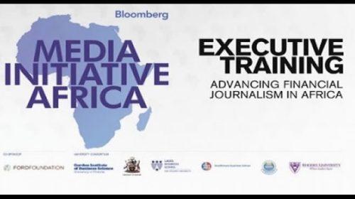 JFC & Bloomberg Organise Nigerian Journalists Academy – Dummy