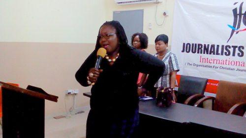 Seek knowledge, Seminitari urges Journalists