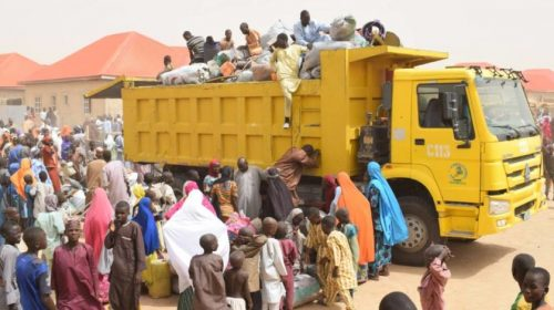 Over 2,000 IDPs Have Returned Home-Nigerian Army