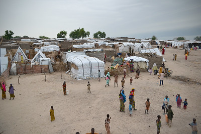 Malaria outbreak in IDP camp, urgent help needed