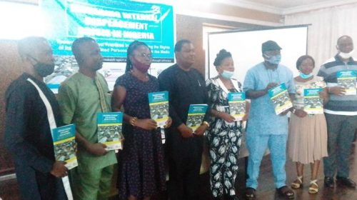 Managing Internal Displacement Crisis report launched in Nigeria