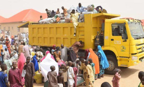IDP Returnees